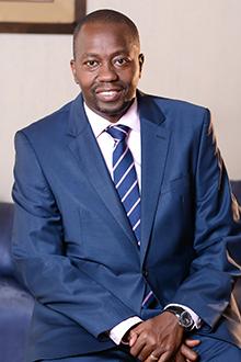 David Kitheka, KCB Group head of IR