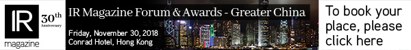 Greater China Forum & Awards