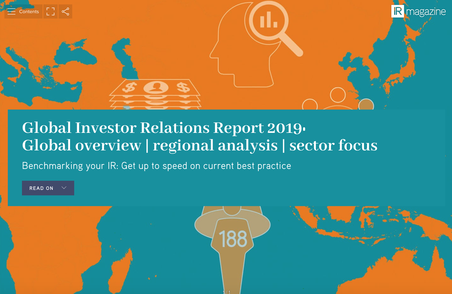 Global Investor Relations research report