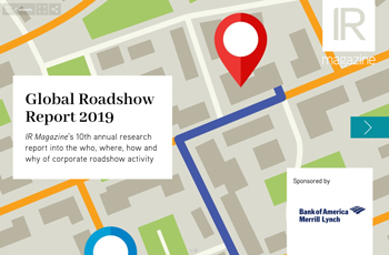 Global Roadshow Report 2019
