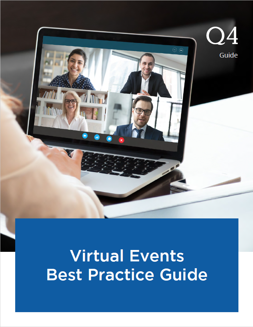 Q4 Virtual Events Best Practice Guide