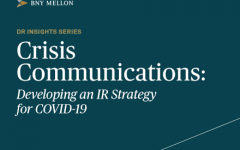 Crisis Communications: Developing an IR Strategy for COVID-19
