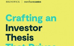 Crafting an Investor Thesis That Drives Value