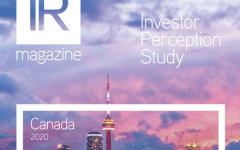 Investor Perception Study – Canada 2020