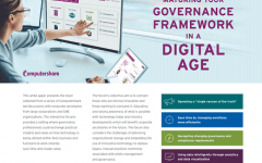 Maturing your governance framework in a digital age