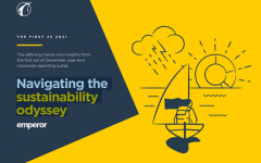 Navigating the sustainability odyssey