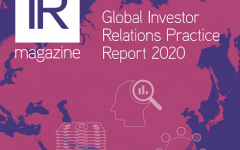Global Investor Relations Practice Report 2020