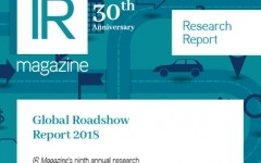 Global Roadshow Report 2018