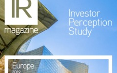 Investor Perception Study – Europe 2019