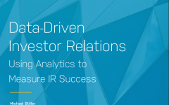 Data-Driven IR: Using Analytics to Measure IR Success