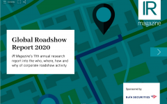 Global Roadshow Report 2020