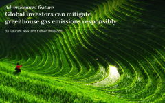 Global investors can mitigate greenhouse gas emissions responsibly