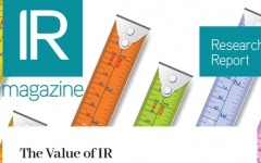 The Value of IR