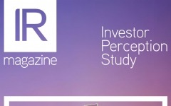 Investor Perception Study ‒ Asia 2015/2016