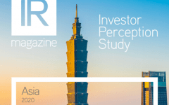 Investor Perception Study – Asia 2020