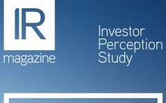 Investor Perception Study ‒ Canada 2016