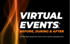 Virtual events: Before, during, and after