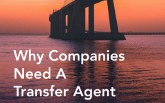 Why companies need a transfer agent