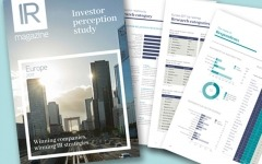 Request an Investor Perception Study