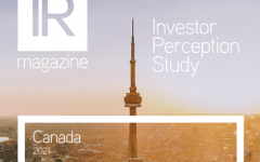Investor Perception Study – Canada 2021 – available now