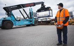 Nokia IRO moves to Konecranes