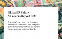 Global IR Salary & Careers Report 2020 now available