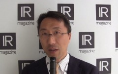 IR Magazine Global Forum 2017: Shunichi Makita