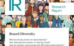 Board Diversity report now available