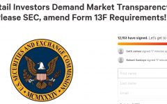 Petition to increase 13F filings frequency builds momentum on Reddit