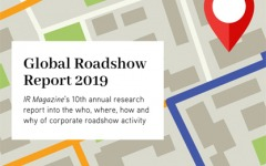 Global Roadshow Report 2019 now available