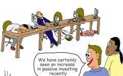 Spring 2018 cartoon: The rise of passive investing