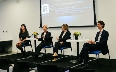 Beyond lean in, elbow in – Highlights from Women in IR Canada
