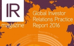 Global IR Practice Report 2016
