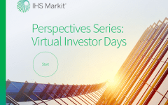 Perspectives series: Virtual investor days
