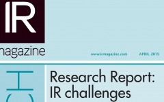 Research Report: IR challenges 2015