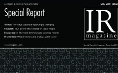 Special Report: Corporate Reporting 2014