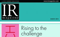 Research section: Rising to the IR challenge