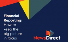 Financial reporting: How to keep the big picture in focus