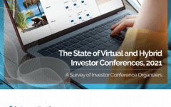The state of virtual and hybrid investor conferences, 2021