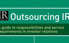 Outsourcing IR