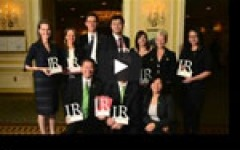 Neil Stewart discusses the IR Magazine Awards – Canada 2013 on 680News