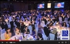 Video highlights from the IR Magazine Awards - Europe 2013