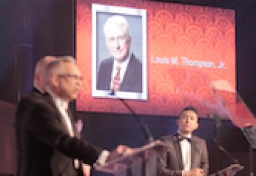 Video: Lou Thompson tribute