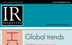 Research section: Global IR trends 2013