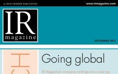 Research Section: Going global