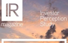 Investor Perception Study ‒ US 2016