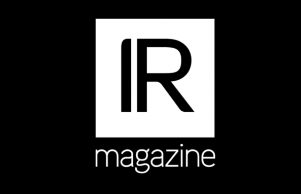 IR Magazine Webinar - Driving shareholder engagement through effective communications