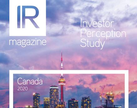 Investor Perception Study – Canada 2020