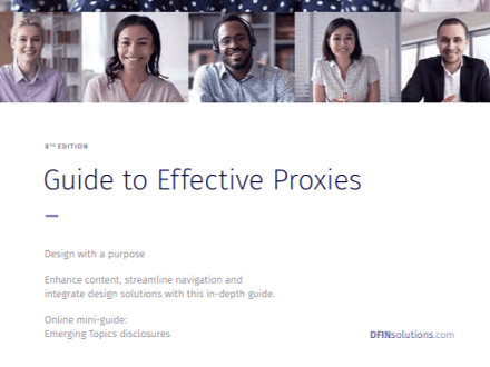 2020 Guide to effective proxies