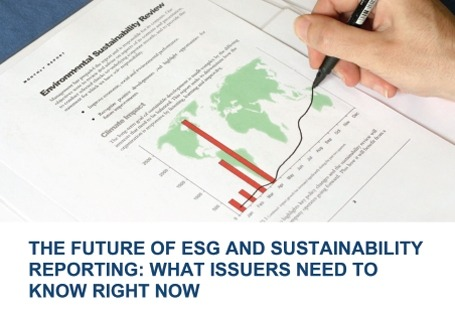 The Future of ESG and Sustainability Reporting: What Issuers Need to Know Right Now
